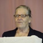 Liisa Vinkka lausui runon
